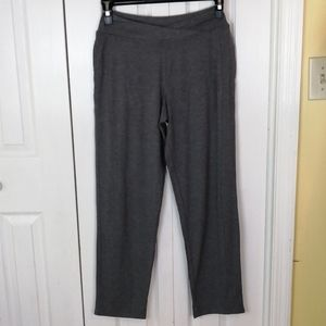 4/$25 Cuddl Duds straight leg pants with pockets